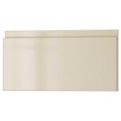 IKEA VOXTORP - Drawer front High-gloss light beige