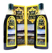 Vaadi Herbals Value Pack of Amla Cool Oil with Brahmi and Amla Extract, 200ml x 2