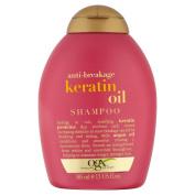 Ogx Anti-Breakage Keratin Oil Shampoo, 385 ml