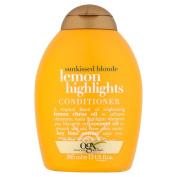 Ogx Sunkissed Blonde Lemon Highlights Conditioner, 385 ml