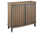 Hekman Furniture 27733 Burnished Brn & Pewter Chst Not Applicable, Just Right