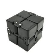 HongXander 1 PC Luxury EDC Infinity Cube Mini For Stress Relief Fidget Anti Anxiety Stress