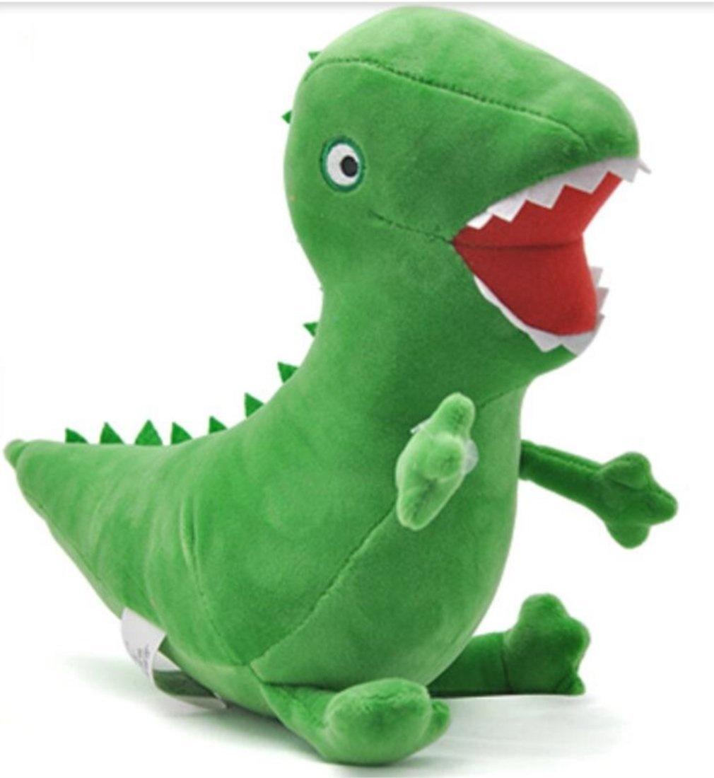 Love Peppa Pig Plush Toy 30cm George S Dinosaur