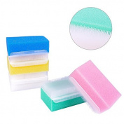 Sterile Sensory Sponge Bristle Brush,5 Count