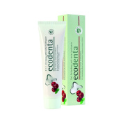 Ecodenta Natural 2 in 1 Toothpaste Anti Tartar Cranberry 100 ml