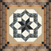 Easy Quilt Kit Constellation/Neutral/EXPEDITED SHIPPING