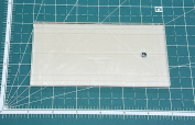 Long Arm Quilting Template Ruler 0.6cm Thick