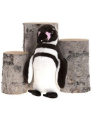 Charlie Bears Bearhouse Bear - Rudd The Penguin Soft Toy