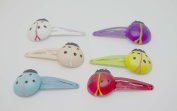 Pack of 12 Hairpins Ladybird. .