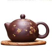 Sucastle®,teapot,Hand painted, Zisha teapot, health tea sets,Cooking coffee pots, coffee equipment,200ml