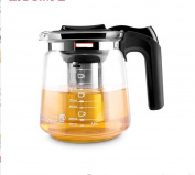 Sucastle®,teapot,High temperature glass teapot, tea sets, tea tea, glass models,Cooking coffee pots, coffee equipment,
