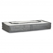 Zeller Under Bed Storage Bag, Grey, 103 x 45 x 15 cm