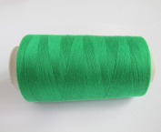 3000 Yards Green Reel 40s 2 402 Tex 27 Tickets Size 120 Spools Polyester PP SP Sewing Thread Hand Machine industrial Embroidery Yarn Quilting Serger Clothes