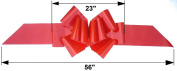 "Giant 23"" Red Bow for Car, Gift, House, Graduation, Birthday, Bicycle 