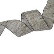 """1""""—1.5"""" Burlap Fabric Craft Ribbon Hemp Jute Ribbon for DIY Decorative 10 Yards"""