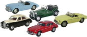 OXFORD DIECAST 76SET42 5 Piece MG Set