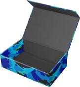 Snap-N-Store Magnetic Supply Box, 6.4cm x 14cm x 22cm , Sharks