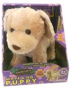 Dragon-i Toys Wave & Go Puppy Plush