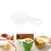 Yunhigh Creative Egg Yoke Separator Filter Yolk White Divider