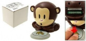 Boolavard® TM Cute Monkey Blower Nail Polish Dryer Beauty Care,Portable Finger Toe Nail Art Po