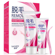 Permanent Hair Removal Set Cream Women Men Cream Hair Remover For Leg Hair Arm Pit Depilatory
