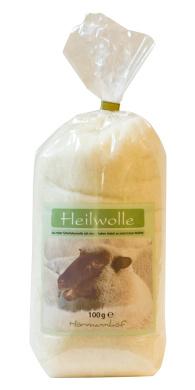 Healing Wool, 50g