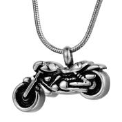 ZCBRISK Motorcycle Ashes Holder Locket Pendant Necklace Urn Cremation Jewellery Memorial Keepsake - Funnel Fill Kit