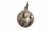 Medal Saint Jude Thaddeus The Apostle 925 Sterling Silver