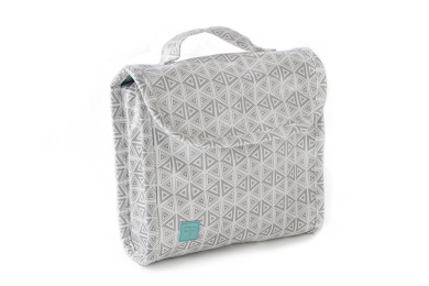 Posh Play - Spillproof, Reusable Lunch Sack and Bottle Carrier- Aztec