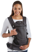 Contours Love 3-in-1 Baby & Child Carrier with 3 Seating Positions, Easy to Wear Front Buckles, Extra-wide Padded Shoulder Straps, Grey