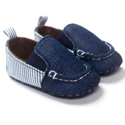 Besde Boys Baby Canvas Shoes Wear-Resistant Soft Sandals Prewalker Casual Shoes