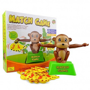 Repino Math Game Toys Monkey Banana Balance Scales Toy Numbers Intelligence Baby Early Learning Toys