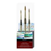 Escoda Charles Reid – Set of 3 Brushes