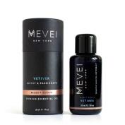 MEVEI | VETIVER Luxury Essential Oil - Earthy & Passionate | 100% Pure & Natural