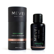 MEVEI | PEPPERMINT Luxury Essential Oil - Cool & Refreshing | 100% Pure & Natural