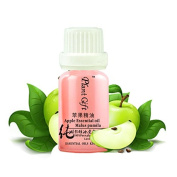 Plant Gift Apple Essential oil-Fragrance Oil - 100% Pure & Natural - Fresh Home Scent - Air Refresher - Relaxing Aromatherapy - Skin and Hair Care 10 ml (1/3 oz).