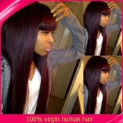 FASHIJIA Brazilian Straigth Bundles With Lace Closure 99j Brazilian Hair With Closure Hot Brazilian Weave Bundles