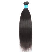 Vinsteen Brazilian Hair Weave Bundles Brazilian Virgin Hair Yaki Straight 1PC Lot Unprocessed Virgin Brazilian Yaki Straight Hair