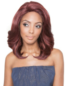 Lace Front Wig from Red Carpet Style Bisola Sleek Colour