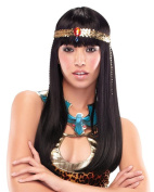 Party Girl Cleopatra Blunt Bangs Nicki Minaj Cosplay Costume Wig Fun by Jon Renau Wigs - 1B