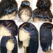 Thriving Hair 7A Full Lace Human Hair Wigs for Black Women Curly Brazilian Virgin Hair Lace Front Human Hair Wigs Glueless Full Lace Wigs with Baby Hair