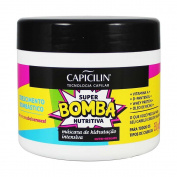 Linha Super Bomba Nutritiva Capicilin - Mascara de Hidratacao Intensiva 350 Gr -
