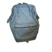 Binmer(TM) Unisex Fashion Denim Travel Backpack Bags School bag Rucksack Casual