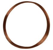 15m Round Dead Soft Copper Wire 28 Gauge Jewellery Making Wire