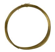 7.6m Round Dead Soft Red Brass Wire 20 Gauge Jewellery Making Craft Wire