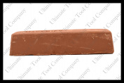 (1) 0.9kg Brown Polishing Compound Rogue Tripoli Steel Cut Process Aluminium