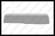(1) 0.9kg Polishing Compound White Clean Mirror Shine Aluminium Stainless Steel Rogue