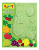 Makin's Push Clay Moulds, Fruits