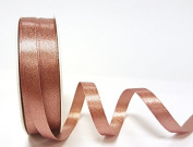 Rose Gold Sparkle Satin 10mm Ribbon by Bertie's Bows Ribbon on a 20m Roll
