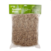 Lustre Leaf Spanish Moss - 350 Cubic Inches 1220 2 Pack